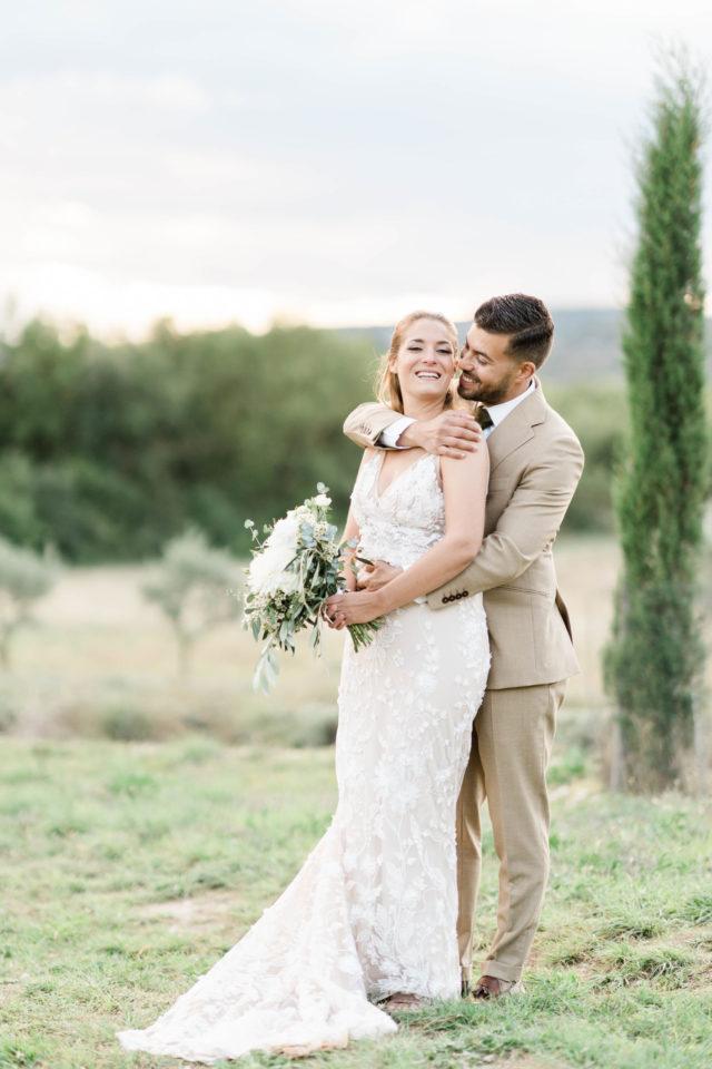 domaine des grillons wedding